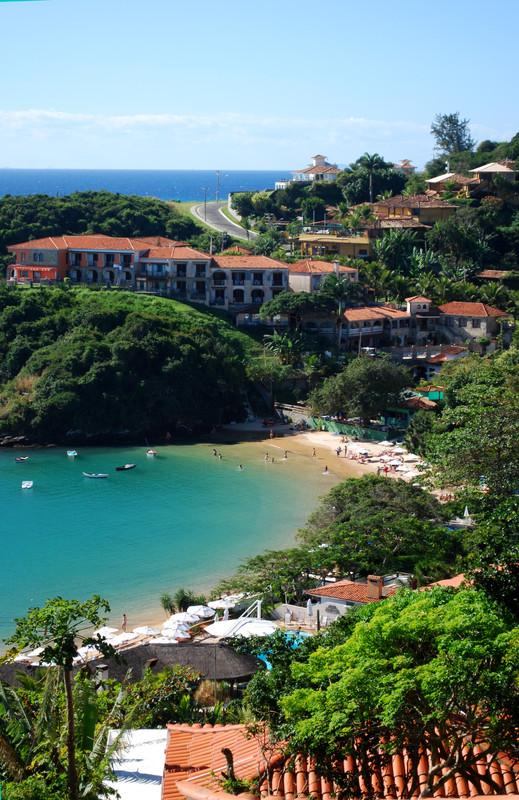 Brazilian Beachside Resort