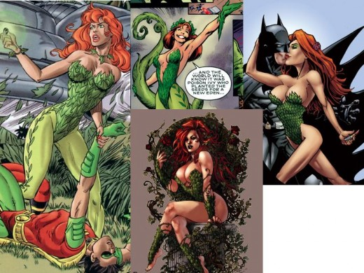 Poison Ivy Human Skin Leaf Costumes