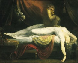 Are shadow men what cause sleep paralysis?