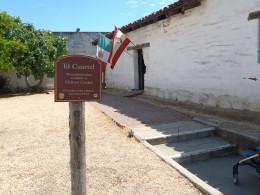 El Cuartel. El Presidio de Santa Barbara.