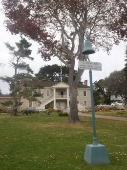 Colton Hall, Monterey.  The birthplace of U.S. California.