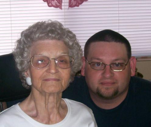 Me & My Grandmother (June 2008)