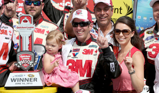 Greg Biffle is the odds on favorite to win at Michigan once again