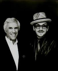 Burt Bacharach and Elvis Costello