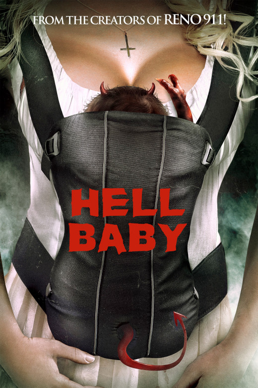 """HELL BABY"" Look for it on DVD now!! Photo from : Movie in Cinemas"