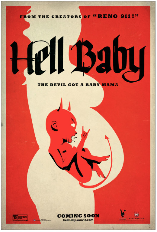 """The Devil Got a Baby Mama."" Photo from : Following Your Fears"