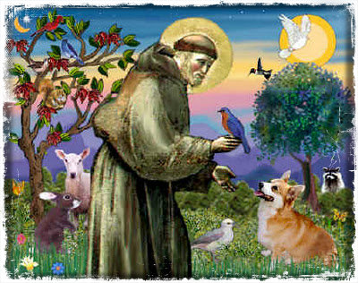 Patron Saint of Animals