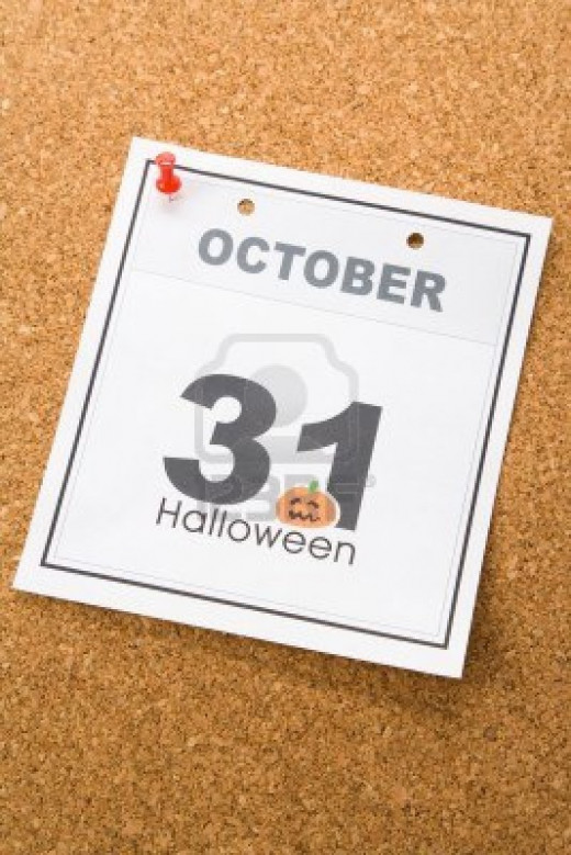 If you don't like Halloween, this is the date to avoid.