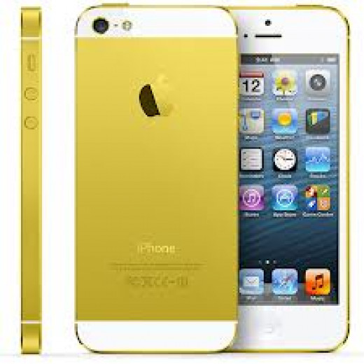 The New iPhone 5S could possible look like this.