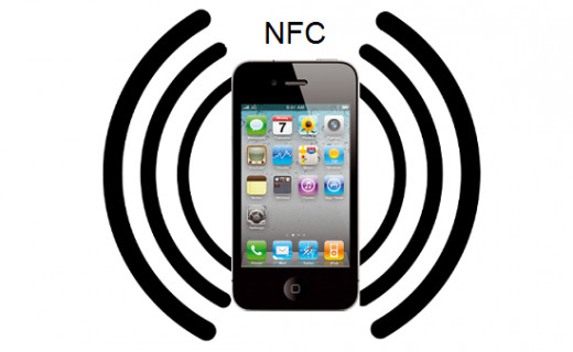 The new iPhone 5S may be equipped with NFC technology.