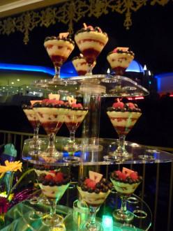 Berry Cheesecake Parfait