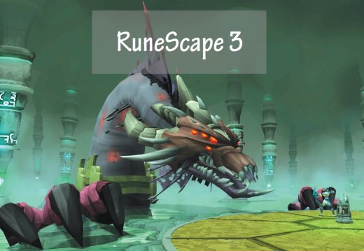 "The browser based games like ""Runescape 3"" are fun to play"