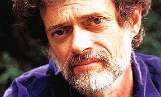 Terence McKenna was a scholar or shamanism and the relationship between human being's evolution and psychoactive plants