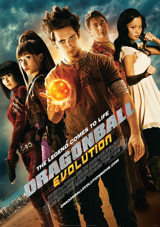 Live-Action Anime - Dragonball Evolution (2009)