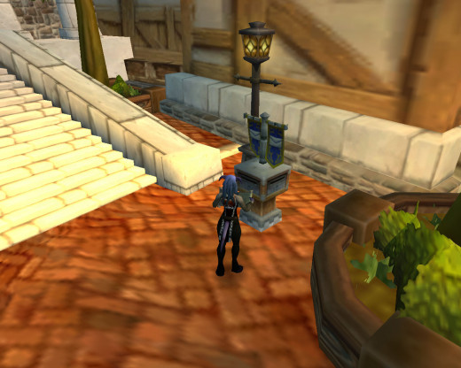 Starter Edition has restrictions, such as using the Mailbox to send items or gold.