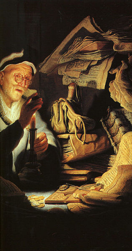 Does anyone in America remember the parableof the rich man?