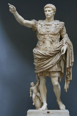 The Month Of Augustus Or August