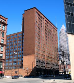Cleveland's Rockefeller Building