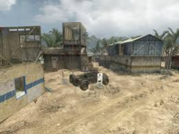 Map- Firing Range