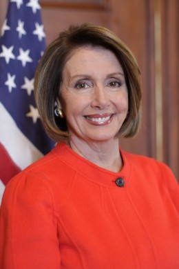 """Nancy Pelosi. Democrat """"We have to pass the bill before we can read it."""""""