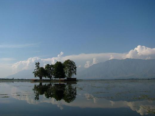 Char Chinar island