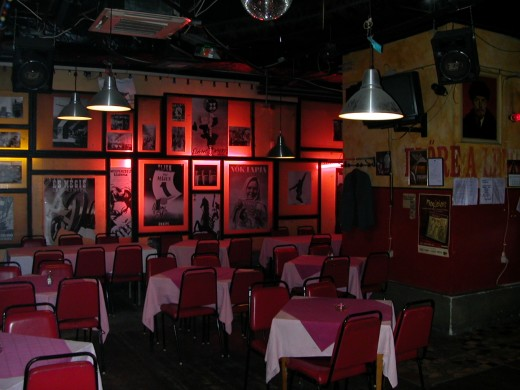 Inside the Communist Bar