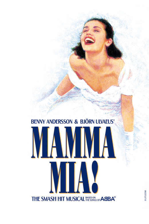 the original Broadway hit musical based on the songs by ABBA.