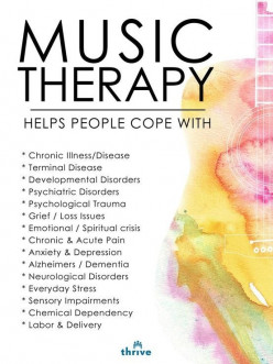 Have you ever received music therapy from a real music therapist?