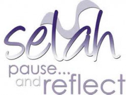 Selah - Means Pause to Think