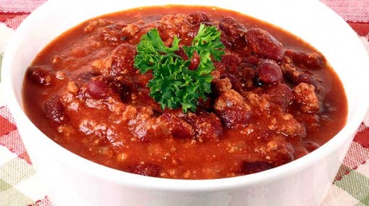 Chili is something to me that warms the body but most of all the flavors are awesome I suggest you try to make them and share with your family and friends like I do.