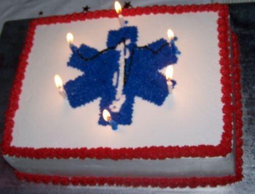 My Paramedic Cake