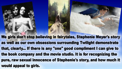 What's Wrong with The Twilight Saga? How was 50 Shades of Grey accidentally-inspired by it? Where is the hidden abuse?