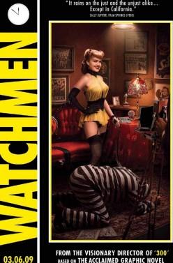 Watchmen Babe: Hot Carla Gugino Pics