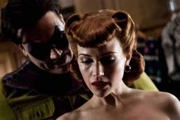 Carla Gugino in Watchmen