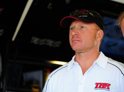 Tommy Baldwin Racing picks first thanks to running a full schedule yet failing to score a top ten finish in 2012