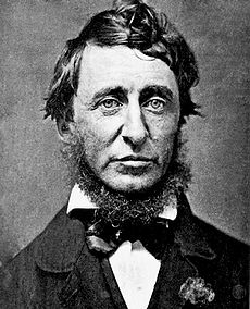 The American transcendentalist philosopher Henry David Thoreau was a driving force behind the doctrine of Civil Disobedience.