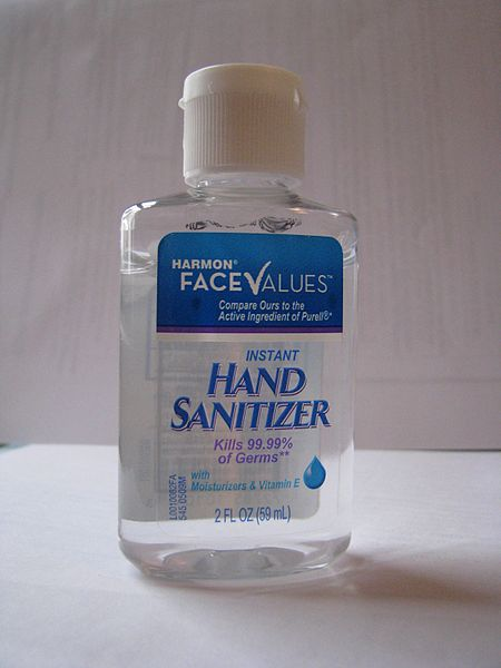 According to the U.S. Centers for Disease Control, to be effective a hand sanitizer must contain at least 60% alcohol.