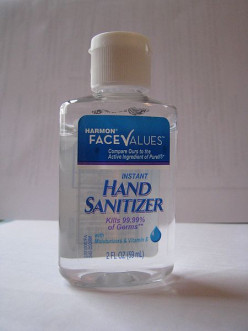 Is The Alcohol in Hand Sanitizer Safe? A look at Purell and Germ-X.