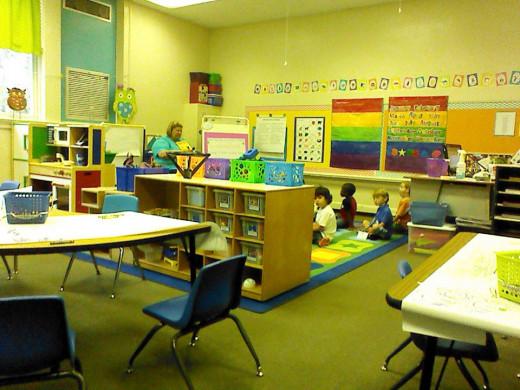 Preschool or Daycare?