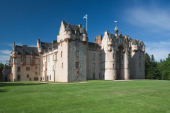 Murder, Curses And Ghosts - Fyvie Castle in Scotland