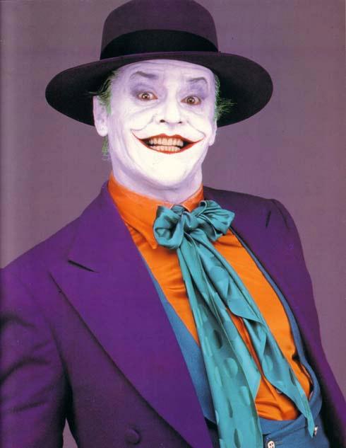 "Jack Nicholson ""Batman"" (1989)"