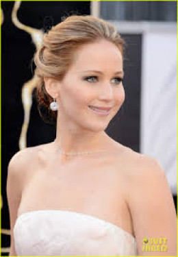 No. 2- Jennifer Lawrence