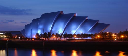 SECC (The Scottish Exhibition and Conference Centre)