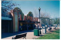 Laffland is the only dark ride in central New York.  It was built inside the old bathhouse structure at the resort community