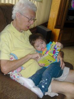 Raising a Reader From Toddlerhood