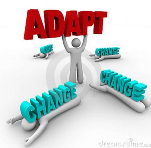 The best way to deal with Change is to embrace it