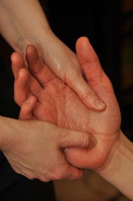 healing Hands - Project from Matt Dobson  flickr.com