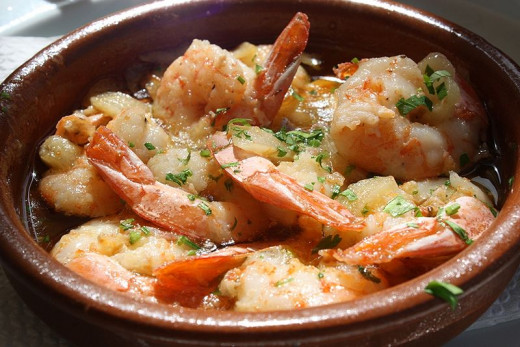 If you love the fresh taste of ocean shrimp with garlic and lemon then you'll adore this!