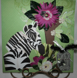Using Wildlife as Inspiration for Scrapbook Layouts