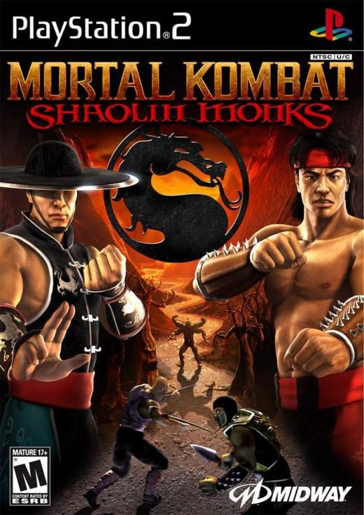 Mortal Combat Shaolin Monks